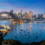 Город Сидней — не столица, зато визитная карточка Австралии