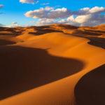 Пустыня Сахара — там живет Солнце