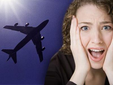 Аэрофобия, или боязнь летать на самолете. Как преодолеть?