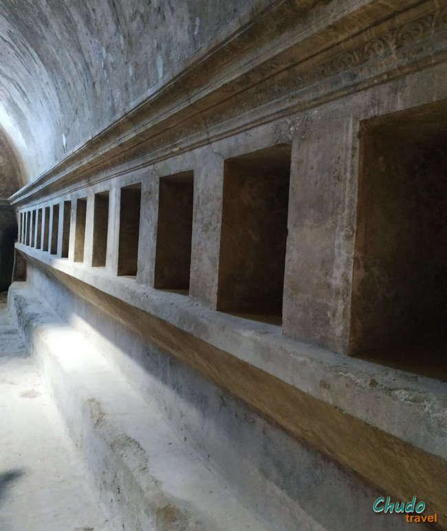 Италия Помпеи