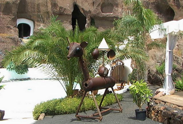 Музей Лагомар на Лансароте