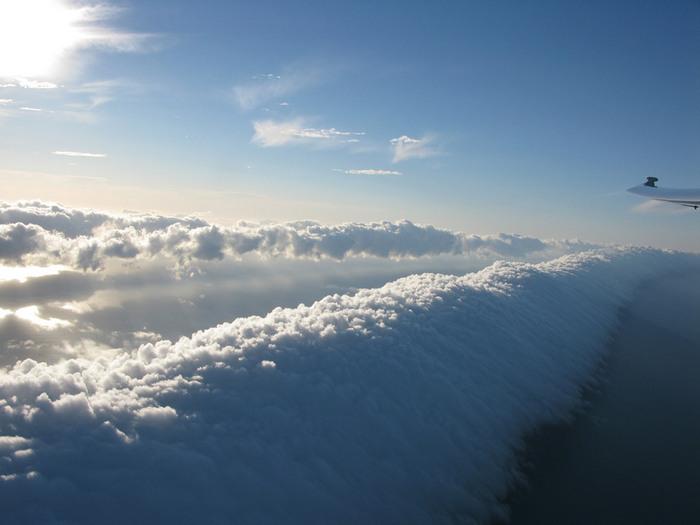 облака Morning Glory