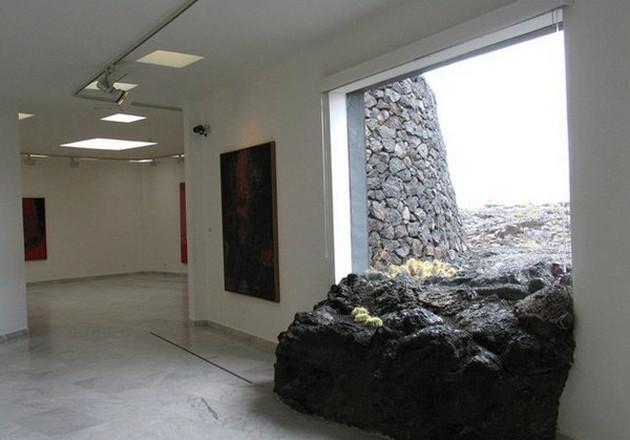 Дом Сесара Манрике на Лансароте