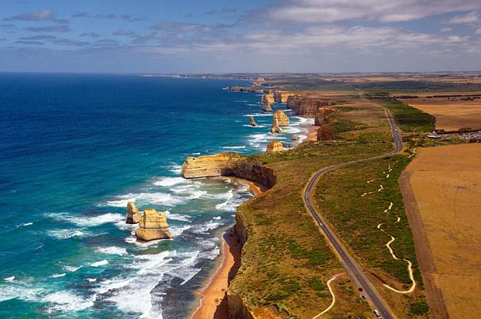 Двенадцать Апостолов Австралии