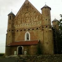 Михайловская церковь в деревне Сынковичи